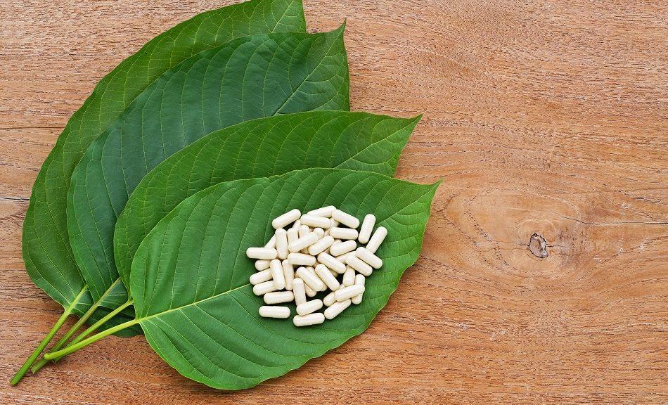 Kratom for opiate withdrawal treatment